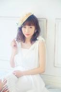 アルバム&ツアー情報とともに公開された、楠田亜衣奈 新アーティスト写真