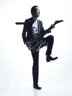 『RISING SUN ROCK FESTIVAL 2011』に出演が決定した布袋寅泰 Listen Japan