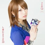 ZAQ「hopeness」DVD付限定盤ジャケット