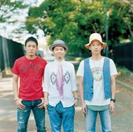 『音楽と髭達2011』に出演が決定したFUNKY MONKEY BABYS Listen Japan