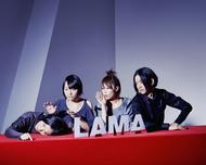 1stシングルをリリースするLAMA Listen Japan