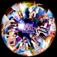 ミニアルバム『NEW WORLD』【A-type】