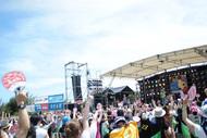 昨年は、快晴の中多くのオーディエンスが来場した『MIYAKO ISLAND ROCKFESTIVAL 2011』 Listen Japan