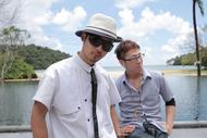 大阪出身のFALCOとSHINOの2MCによる新人アーティストFALCO&SHINO Listen Japan