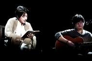 秦 基博と大沢たかおが朗読×アコースティック・ライブセッションを開催 (photo by 笹原清明) Listen Japan