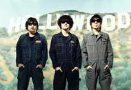 同世代のみのライブイベント『Born in The '60s 2011』を開催するthe pillows Listen Japan