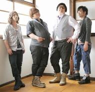 ルックスと音楽性のギャップが武器!?のロックバンド、アシガルユース