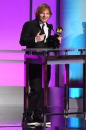 「Thinking Out Loud」がグラミー賞年間最優秀楽曲賞を受賞したエド・シーラン(Photo:Getty Images)