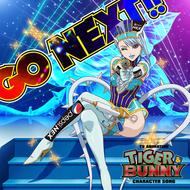 ブルーローズ(CV:寿美菜子)「GO NEXT!!」ジャケット画像 (C)SUNRISE/T&B PARTNERS,MBS ブルーローズ(CV:寿美菜子)「GO NEXT!!」ジャケット画像 (C)SUNRISE/T&B PARTNERS,MBS