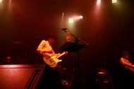 4月23日に新木場STUDIO COASTで圧巻のライブパフォーマンス披露したGRAPEVINE