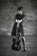 3rdシングルのリリースが決定した西沢幸奏(にしざわ しえな)