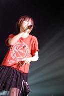 7月24日に全国ツアー東京公演を行ったaikoが10月に新たなツアー開催を発表