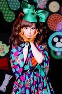歌手デビューする青文字系モデル、きゃりーぱみゅぱみゅが原宿で初ライヴ Listen Japan