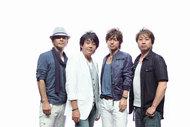 110729TUBE_8月にニューシングルをリリースすることを発表したTUBE Listen Japan