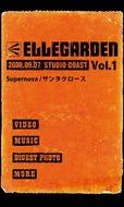 ELLEGARDENのAndroidアプリ『ELLEGARDEN LIVE BOX』TOP画面 Listen Japan