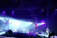 10月の全国ツアー開催が発表されたGLAYのFC限定ライブの模様 Listen Japan