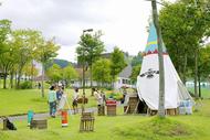 野外フェスとしては理想的な環境で開催される『TAICOCLUB camps'11』 Listen Japan