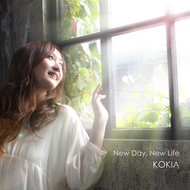 KOKIA「New Day, New Life」ジャケット画像 ListenJapan