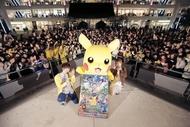 松本梨香×佐香智久が約1,000名のファンの前でポケモン名曲大熱唱、新シリーズ「サン&ムーン」OP曲も世界初披露