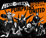『PUMPKINS UNITED World Tour 2017 / 2018』
