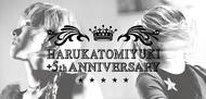 HARUKATOMIYUKI +5th ANNIVERSARY