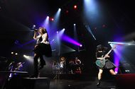 DOLL$BOXX、Gacharic Spin、Fuki Communeが自主企画ライブで圧巻のライブを披露