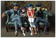 Gorillaz、7年ぶりに新アルバム『Humanz』全世界リリース決定