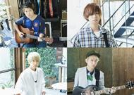 KEYTALK、初のドラマ主題歌「黄昏シンフォニー」をラジオでフルOA!
