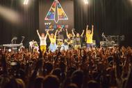 HY、地元・沖縄でのツアーファイナルにてライブ映像作品のリリースを発表