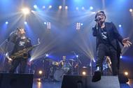 F-BLOOD、9年ぶりのアルバム『POP'N'ROLL』リリース記念ライヴでファンを魅了