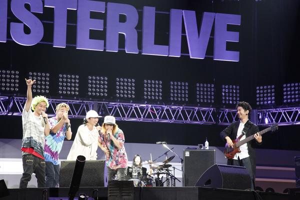 『LIVE MONSTER LIVE』が 2年ぶりに幕張メッセで復活!