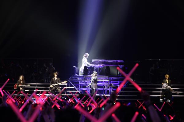 "X JAPAN、""奇跡の夜の 6 日間""が終幕"