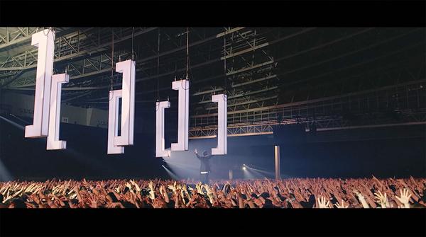 [Alexandros]、幕張メッセでのライブ映像作品より 「NEW WALL」MVを公開