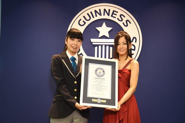 倉木麻衣、コナン主題歌でギネス認定 &コラボベストアルバム発売も!