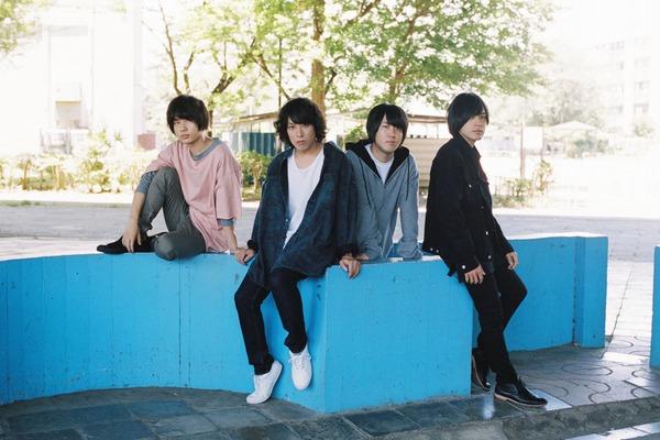 """KANA-BOON、煌めく人生の""""喜怒哀楽""""を描いた 4thアルバム『NAMiDA』を9月27日にリリース"""