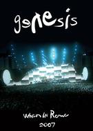 ジェネシス、50万人が熱狂した07年の歴史的ツアーのDVDをリリース