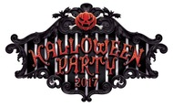 『HALLOWEEN PARTY 2017』ロゴ