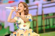 西野カナ、ドームツアー初日公演にてアルバム&シングルのリリースをサプライズ発表
