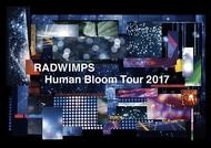 Blu-ray&DVD『RADWIMPS LIVE Blu-ray&DVD 「Human Bloom Tour 2017」』【完全生産限定盤】