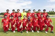 Jレジェンド&MIFA FC 集合写真