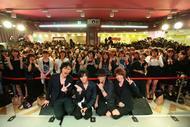 9月6日@JOL原宿 photo by 飯岡拓也