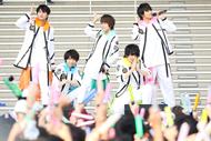 9月9日@ダイバーシティ東京 プラザ フェスティバル広場