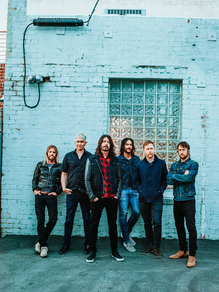 Foo Fighters、ニューアルバムリリース! 日本のアーティストより応援コメントが到着