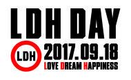 『LDH DAY 918 FESTIVAL』ロゴ