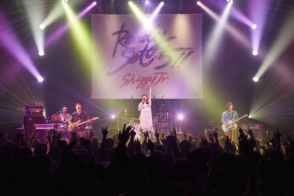 Shiggy Jr.、ワンマンツアー最終公演が大盛況