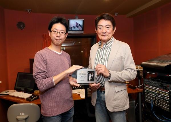 ささきいさお、生誕75周年記念カラオケ大会グランプリ受賞者とあの名曲をレコーディング!