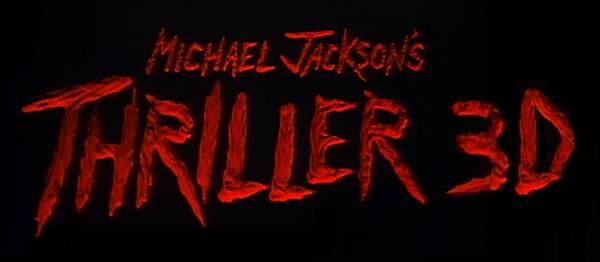 マイケル・ジャクソン、 「スリラー3D」が日本上映決定!