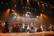 ベルウッド・レコード創立45周年記念コンサートで細野晴臣、高田漣ら豪華ミュージシャンが共演