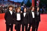 THE YELLOW MONKEY、釜山国際映画祭のレッドカーペットに登場