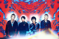 BLUE ENCOUNT、強い想いが込められたシングル「VS」ジャケ写&アー写公開